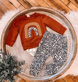 Mini Threads Leopard/Rainbow Set