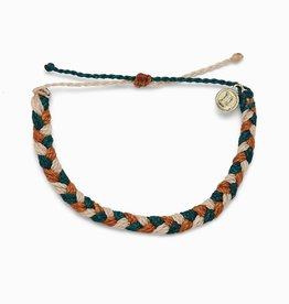 PuraVida Peak Braided Bracelet
