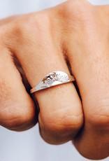 PuraVida Rising Sun Ring