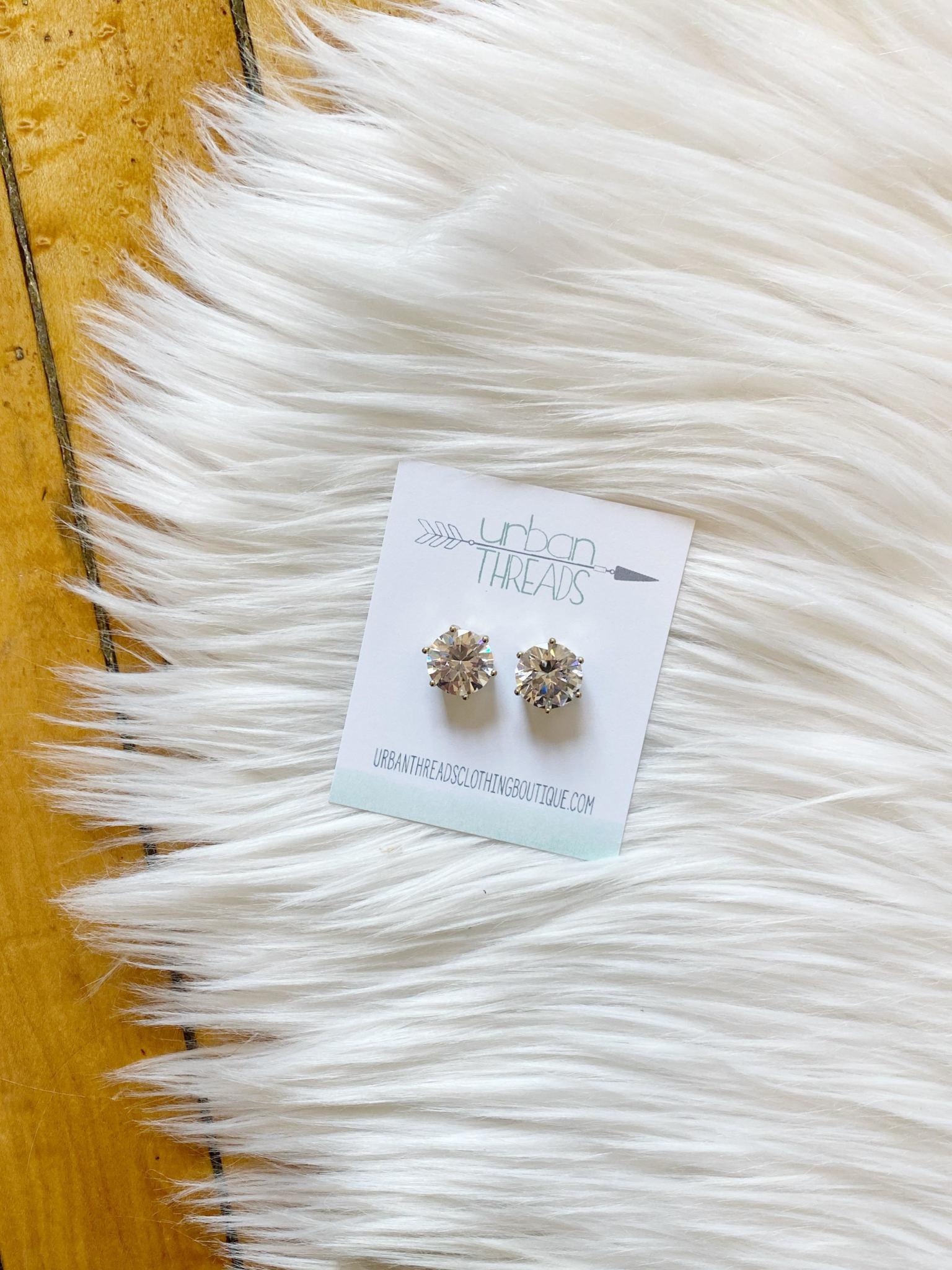 Stella Stud Earrings