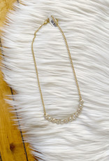 Gold Statement Necklace