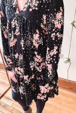 Zora Floral Dress
