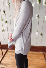 Gray Bronwyn Long Sleeve