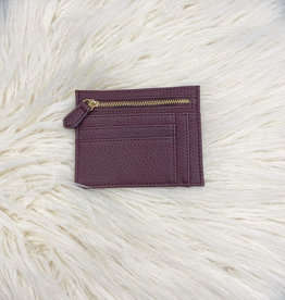 Abigail Wine Card Wallet