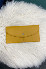 Laney Mustard Wallet