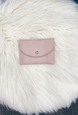 Mauve Envelope Wallet