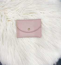 Mauve Envelope Wallet