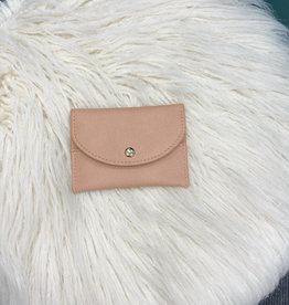 Peach Envelope Wallet