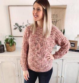 Mila Dusty Pink Sweater