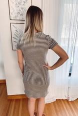Valerian Stripe Dress