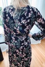 Millie Floral Wrap Dress