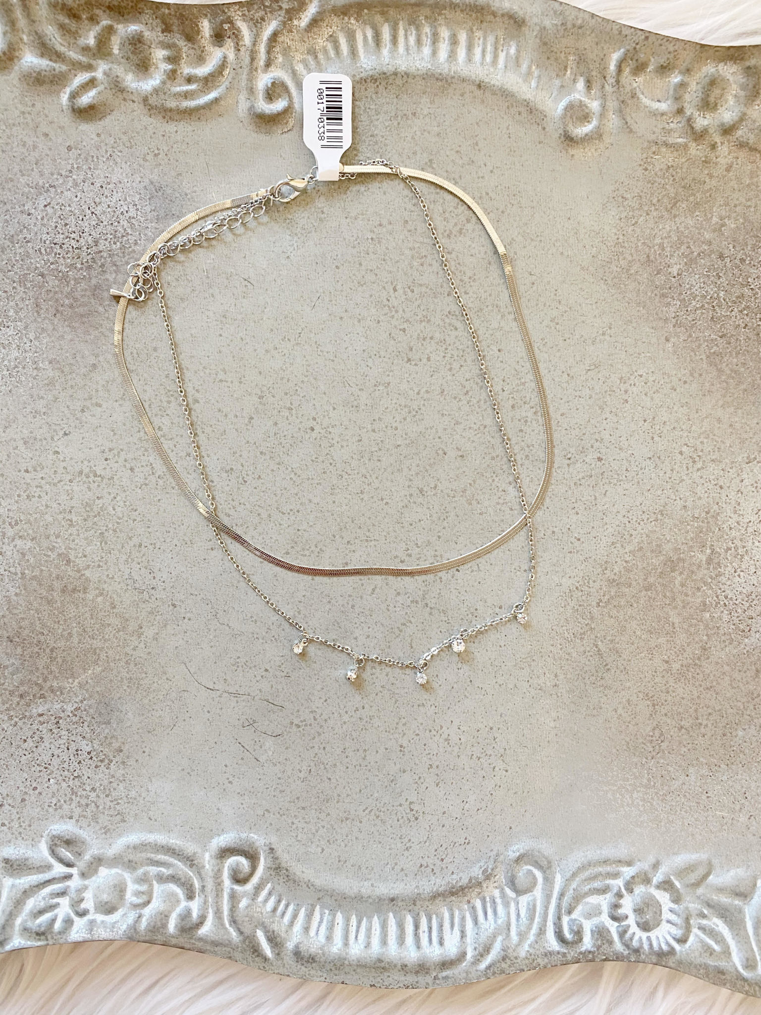 Sawyer Layered Necklace