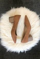 Whiskey Wooden Heel