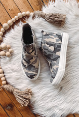 Kaley Camo Flats