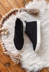 Kaley Black Flats