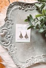 Antique Statement Earrings