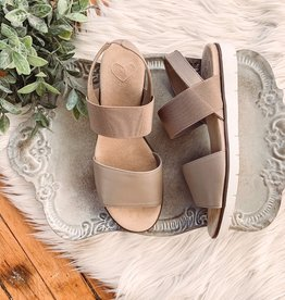 Lucy Taupe Sandal