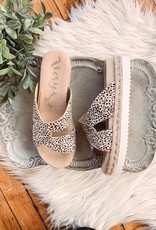 Stella Spotted Sandals