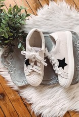 Oatmeal Star Sneakers