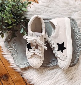 Oatmeal Star Sneakers