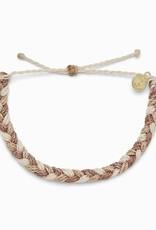 PuraVida Sandy Toes Braided Bracelet