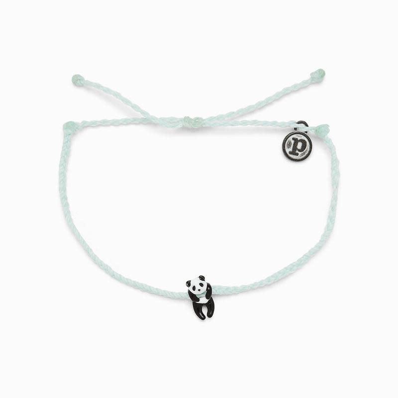 PuraVida Panda Winterfresh Charm Bracelet