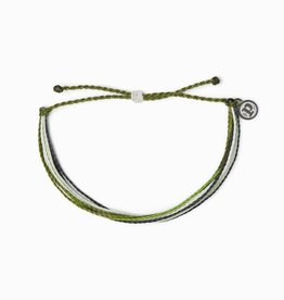 PuraVida Save The Elephants Bracelet