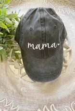Charcoal Mama Cap
