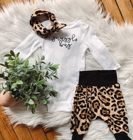 Snuggle Bug Long Sleeve Onesie