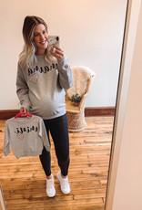Mini Leopard Sweatshirt