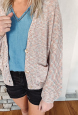 Tayla Pink Cardigan
