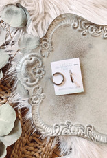 Kinsley Silver Earrings
