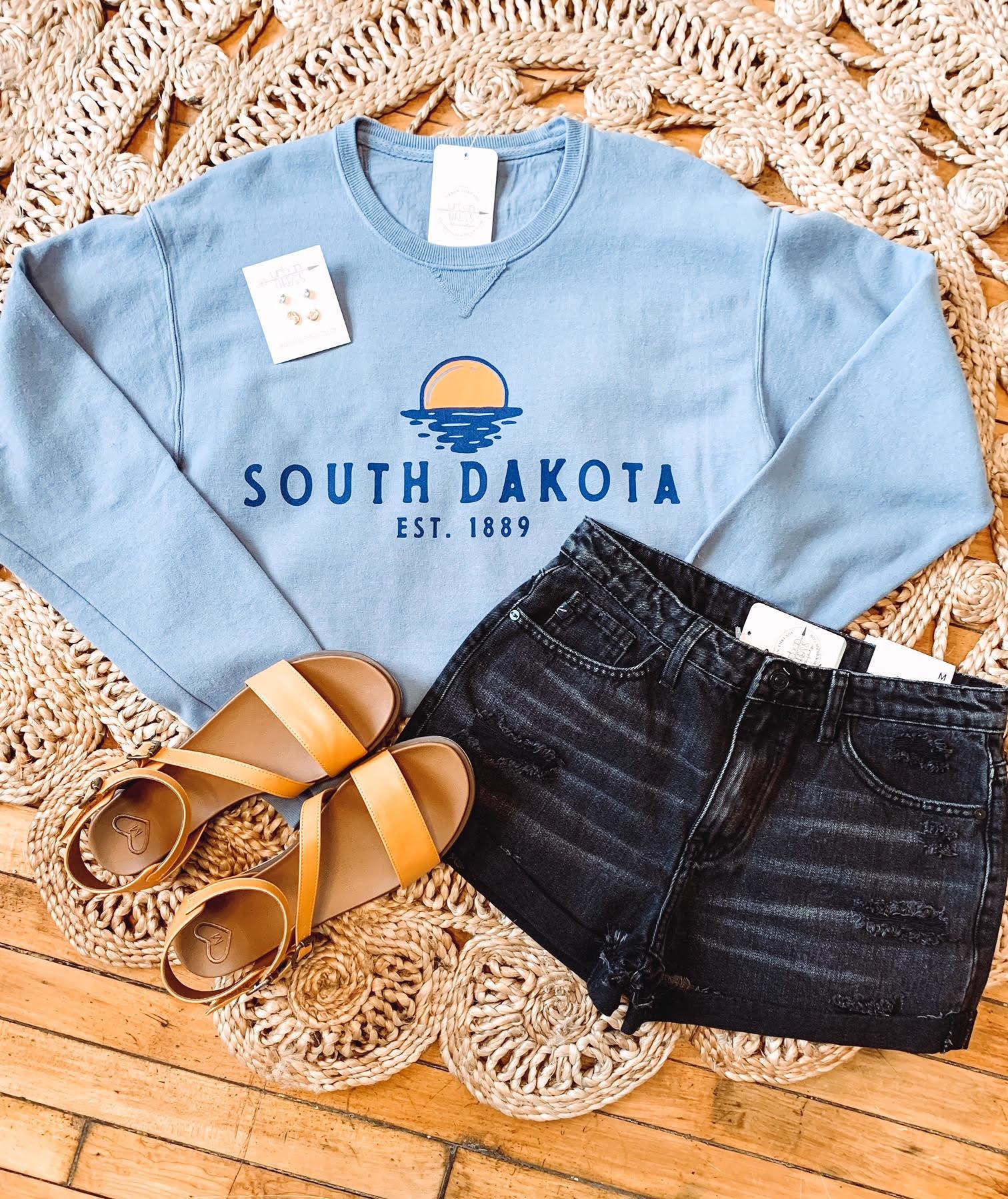 South Dakota Sunset Sweatshirt