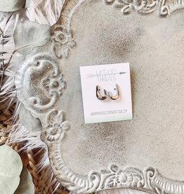Bailey Silver Earrings