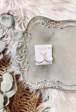 Olivia Silver Earrings