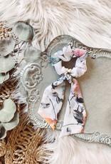 Garden Tail Scrunchie