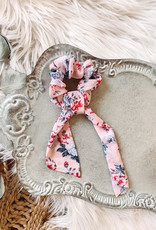 Savannah Floral Tail Scrunchie