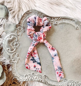 Savannah Floral Tail Scrunchie