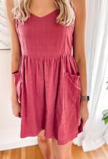 Laney Rose Pocket Dress