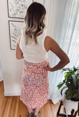 Harper Printed Skirt