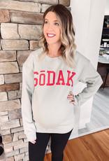 SoDak Crew Neck Sweatshirt