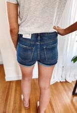 Olivia High Rise Cuffed Shorts