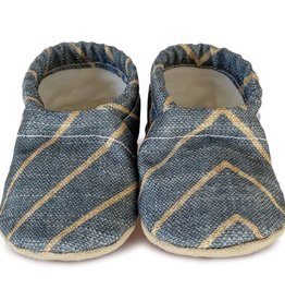 Greyson Striped Baby Shoes