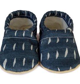 Parker Blue Baby Shoes
