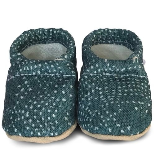 Ridge Green Baby Shoes
