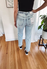 Presley High Rise Relaxed Jeans