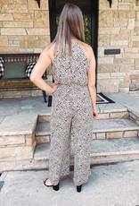 Wendy Leopard Jumpsuit