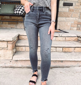 Nora Vintage High Rise Skinny Jeans