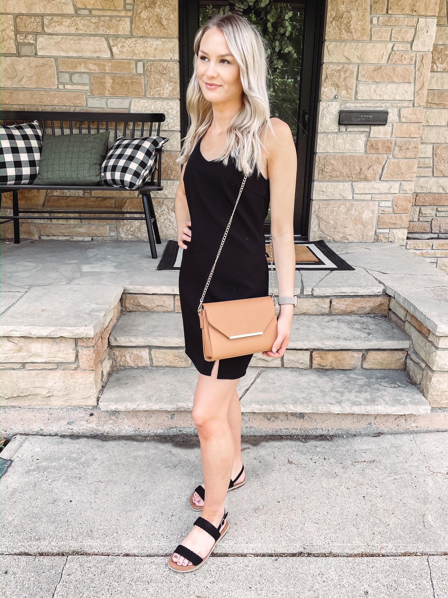 Lennon Black Dress