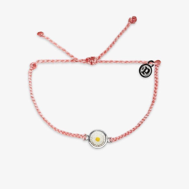PuraVida Parfait Pink Meadow Charm Bracelet